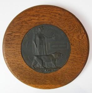 Brown Medallion
