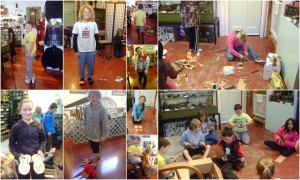 Waikanae School Visit