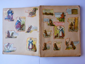 The Port Collection Scrapbook c1900