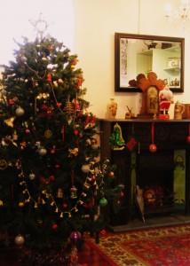 Kapiti Coast Museum's Christmas Tree