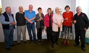 Former Switchboard operators from the Waikanae Telephone Exchange