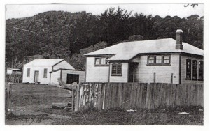 Paraparaumu School Main Gate 1915